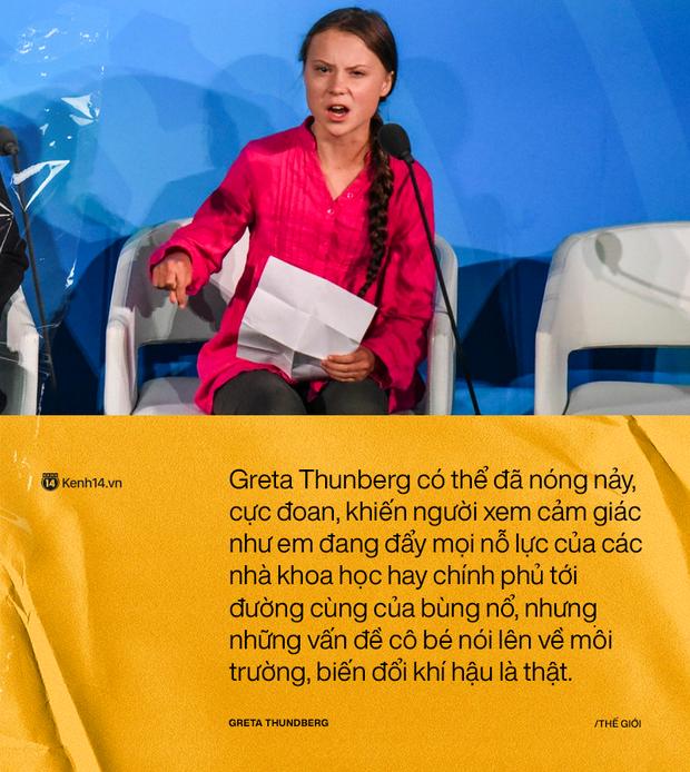 """Nỗi buồn của """"con rối môi trường"""": Chĩa mũi rìu vào Greta Thunberg cũng không lấy lại được hành tinh xanh - Ảnh 2."""