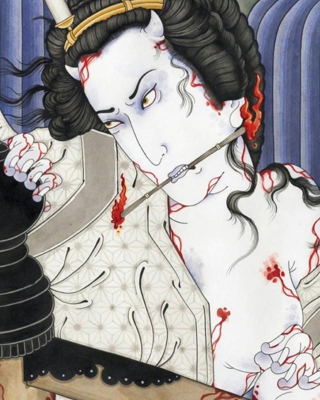 Hashi Hime: Loài yêu quái biến FA là chân lý cuộc đời - Ảnh 1.