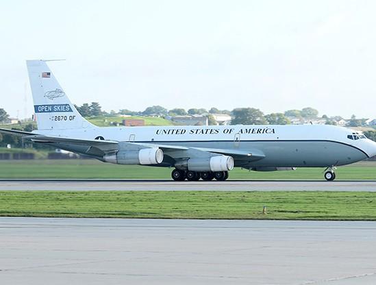 Máy bay do thám Nga thảnh thơi chụp ảnh căn cứ tên lửa hạt nhân tối mật của Mỹ - Ảnh 16.