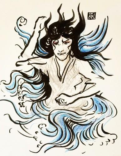 Hashi Hime: Loài yêu quái biến FA là chân lý cuộc đời - Ảnh 6.