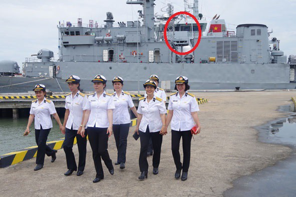 Tàu chiến lớp Pohang Hàn Quốc chuyển giao cho Việt Nam được nâng cấp: Thêm hỏa lực mạnh? - Ảnh 5.