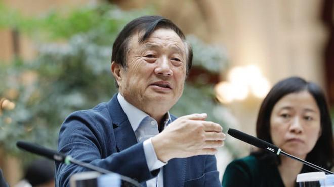 CEO Nhậm Chính Phi: Huawei đang phát triển công nghệ 6G, nhưng còn lâu mới ra mắt - Ảnh 1.