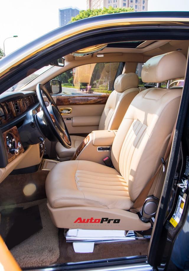 Khám phá Rolls-Royce Phantom độ phiên bản rồng, mạ vàng giá 15 tỷ tại Hà Nội - Ảnh 13.