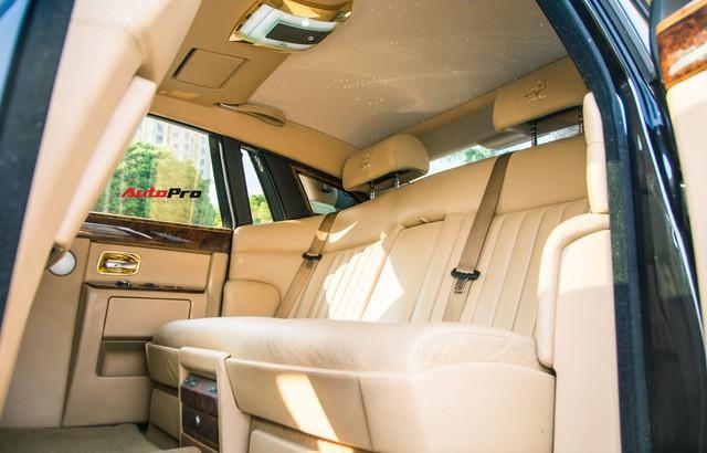 Khám phá Rolls-Royce Phantom độ phiên bản rồng, mạ vàng giá 15 tỷ tại Hà Nội - Ảnh 18.