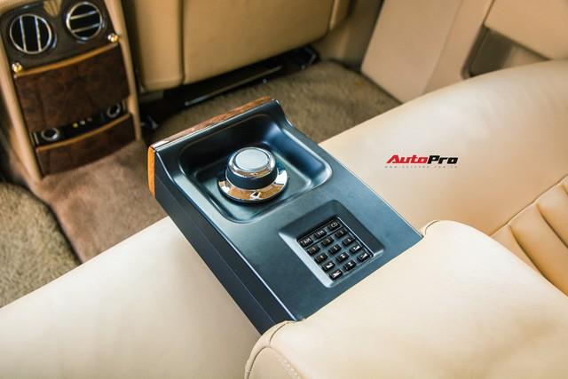 Khám phá Rolls-Royce Phantom độ phiên bản rồng, mạ vàng giá 15 tỷ tại Hà Nội - Ảnh 21.