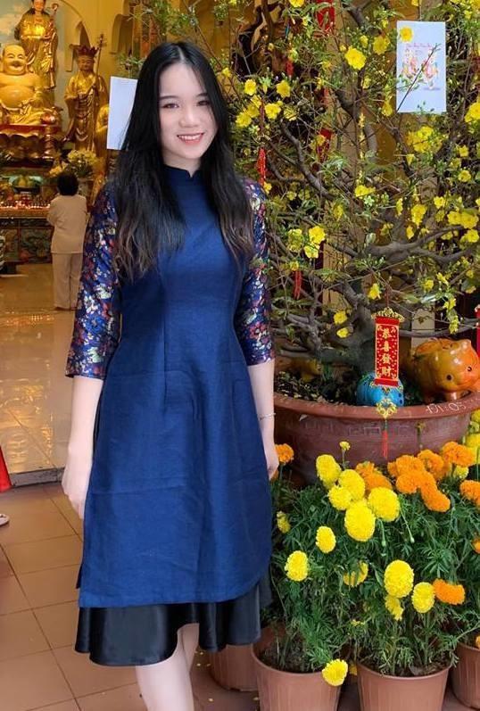 Nhan sắc khả ái của con gái Á hậu Trịnh Kim Chi: Lột xác từ cô bé mũm mĩm da ngăm thành thiếu nữ 17 tuổi cao 1m72 - Ảnh 8.