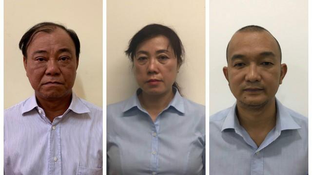 UBKT Thành ủy TPHCM thi hành kỷ luật 6 cán bộ, lãnh đạo Tổng Công ty Nông nghiệp Sài Gòn - Ảnh 1.