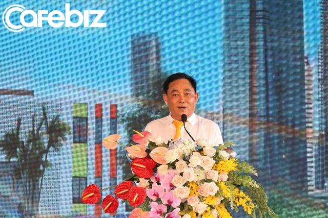 Chân dung đại gia Dũng Lò Vôi xây TTTM và trường học trên khu đất rộng gần 100 héc-ta tại Bình Phước - Ảnh 1.