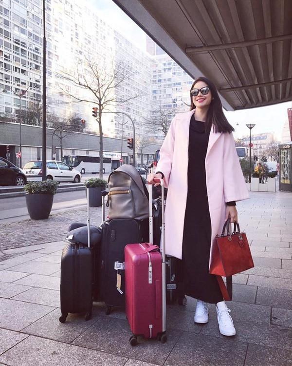 VZN News: Hoa hậu bị đồn sang Mỹ sinh con cho đại gia sống sang chảnh ở trời Tây - Ảnh 4.