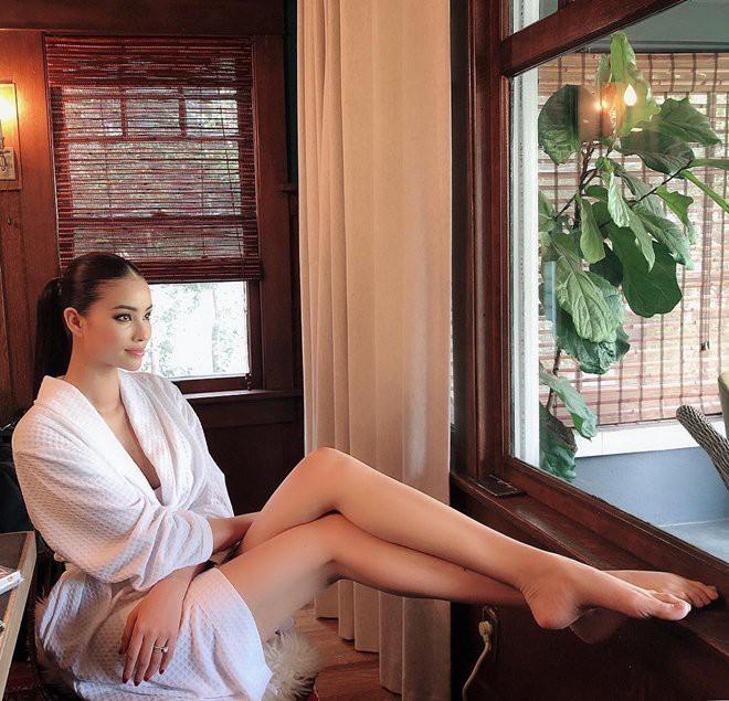VZN News: Hoa hậu bị đồn sang Mỹ sinh con cho đại gia sống sang chảnh ở trời Tây - Ảnh 8.