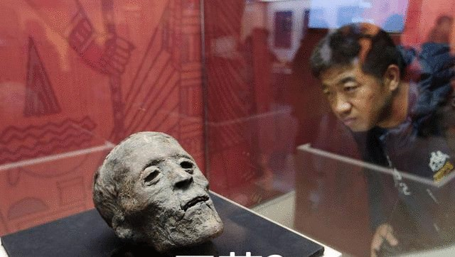 Ly kỳ đầu lâu bị cất giữ gần 300 năm của người khiến giang sơn nhà Hán đứt gánh giữa đường - Ảnh 4.