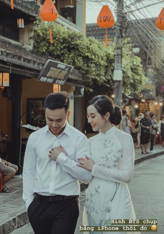 Soi nhan sắc 3 cô dâu sắp theo chàng về dinh: Mie Nguyễn như công chúa bước ra từ cổ tích, nữ giảng viên Hà My lại sexy hết nấc - Ảnh 3.