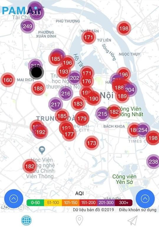 Chuyên gia: Ô nhiễm không khí Hà Nội hiện gấp khoảng 2 lần mức độ cho phép - Ảnh 2.