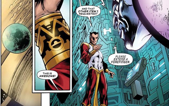 Soán ngôi TOAA, Thanos trở thành thực thể quyền năng nhất vũ trụ Marvel - Ảnh 2.