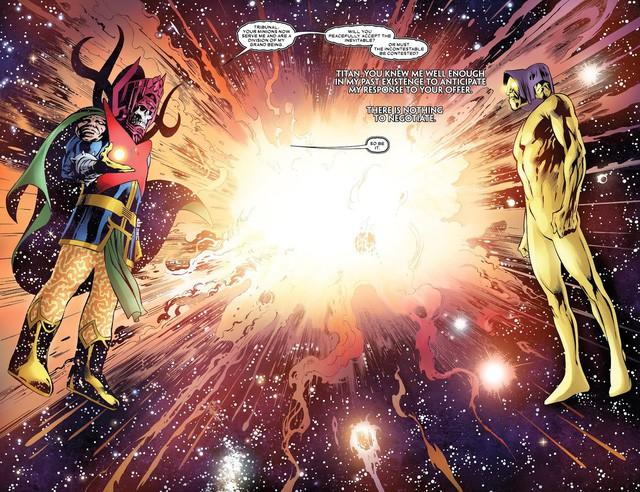 Soán ngôi TOAA, Thanos trở thành thực thể quyền năng nhất vũ trụ Marvel - Ảnh 11.