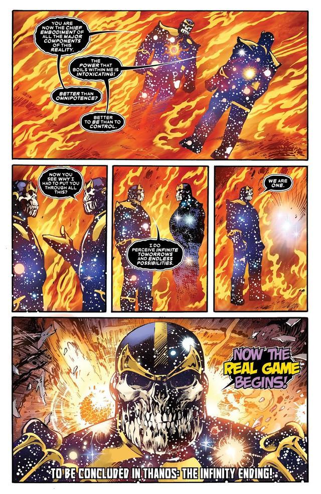 Soán ngôi TOAA, Thanos trở thành thực thể quyền năng nhất vũ trụ Marvel - Ảnh 12.