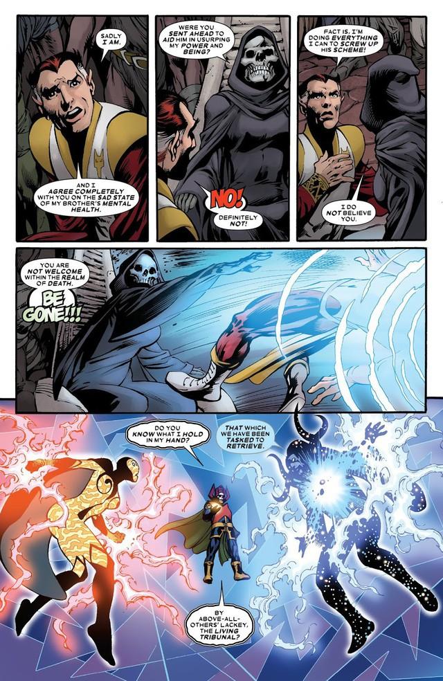 Soán ngôi TOAA, Thanos trở thành thực thể quyền năng nhất vũ trụ Marvel - Ảnh 13.