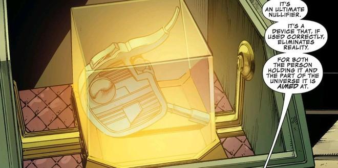 Top 10 cổ vật vũ trụ mạnh nhất trong thế giới Marvel - Ảnh 3.