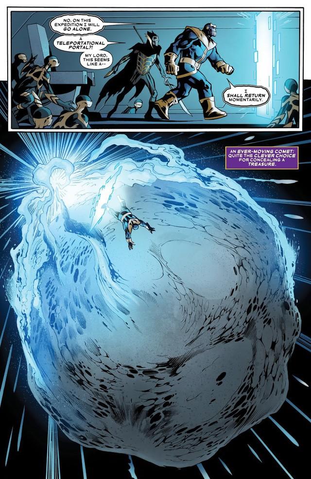 Soán ngôi TOAA, Thanos trở thành thực thể quyền năng nhất vũ trụ Marvel - Ảnh 3.