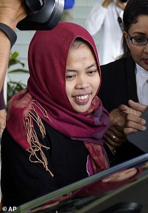 Siti Aisyah lần đầu tiết lộ quá trình bị lừa tham gia vụ ám sát Kim Jong-nam - Ảnh 5.