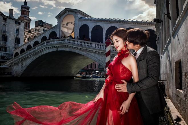 Soi nhan sắc 3 cô dâu sắp theo chàng về dinh: Mie Nguyễn như công chúa bước ra từ cổ tích, nữ giảng viên Hà My lại sexy hết nấc - Ảnh 9.
