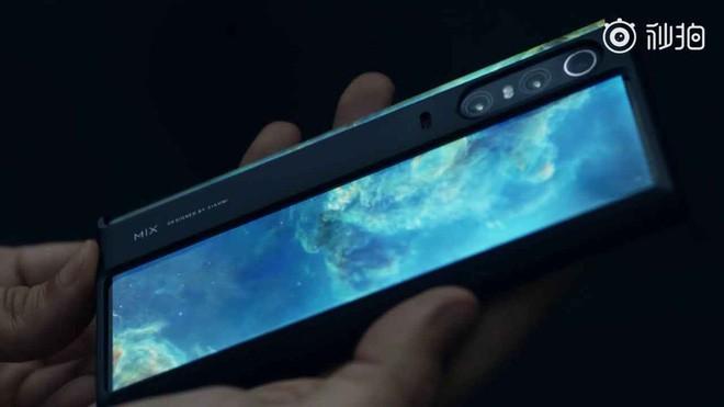 [Video] Mở hộp Xiaomi Mi Mix Alpha: Chất từ máy cho đến cách đóng hộp! - Ảnh 6.