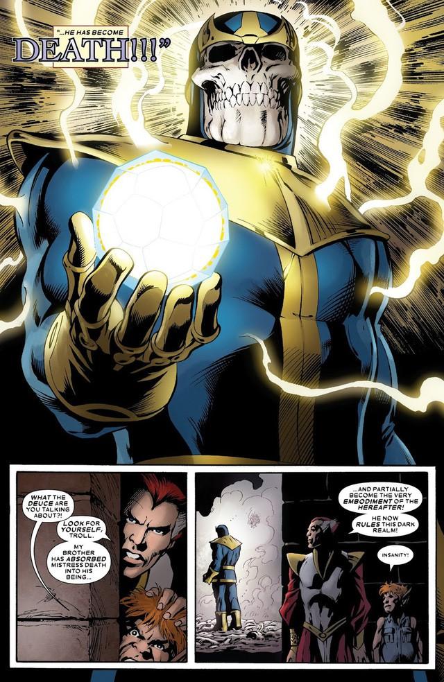 Soán ngôi TOAA, Thanos trở thành thực thể quyền năng nhất vũ trụ Marvel - Ảnh 6.