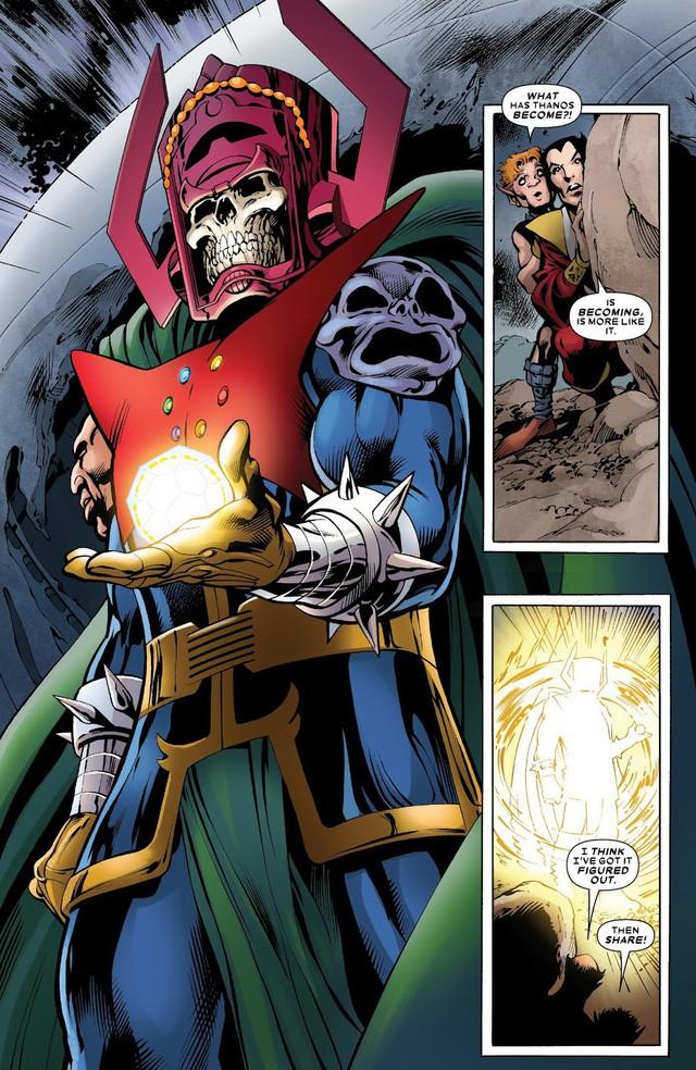 Soán ngôi TOAA, Thanos trở thành thực thể quyền năng nhất vũ trụ Marvel - Ảnh 7.