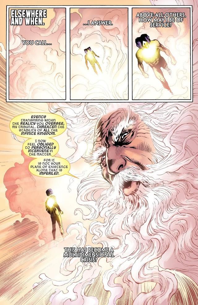 Soán ngôi TOAA, Thanos trở thành thực thể quyền năng nhất vũ trụ Marvel - Ảnh 8.