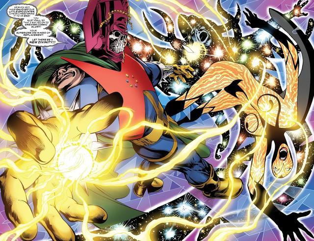 Soán ngôi TOAA, Thanos trở thành thực thể quyền năng nhất vũ trụ Marvel - Ảnh 9.