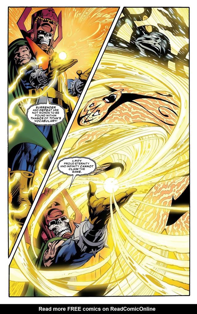 Soán ngôi TOAA, Thanos trở thành thực thể quyền năng nhất vũ trụ Marvel - Ảnh 10.