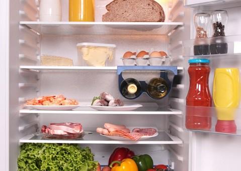 Vì sao gia đình chuyên gia dinh dưỡng nổi tiếng phải dùng tới 2 chiếc tủ lạnh? - Ảnh 1.