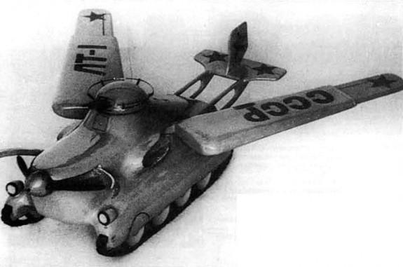 Những chương trình phát triển xe tăng kỳ lạ thời Liên Xô - Ảnh 1.