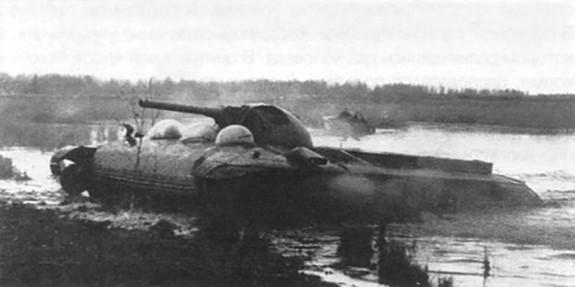 Những chương trình phát triển xe tăng kỳ lạ thời Liên Xô - Ảnh 3.