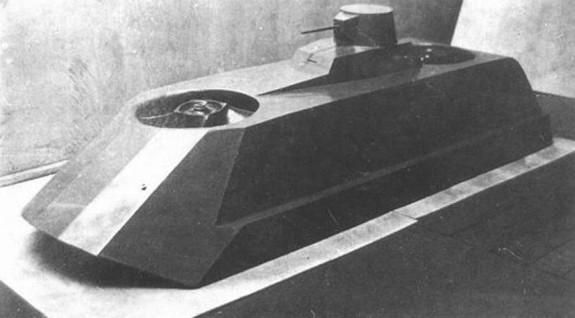 Những chương trình phát triển xe tăng kỳ lạ thời Liên Xô - Ảnh 2.