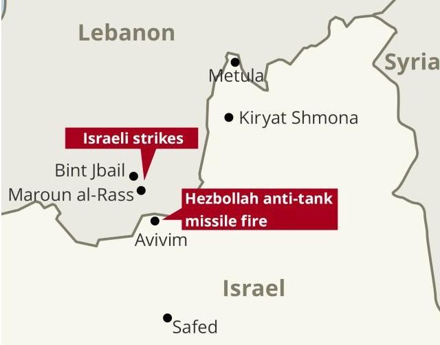 Vở kịch chiến tranh: Quân đội Israel và lực lượng Hezbollah đang diễn cho thế giới xem? - ảnh 3