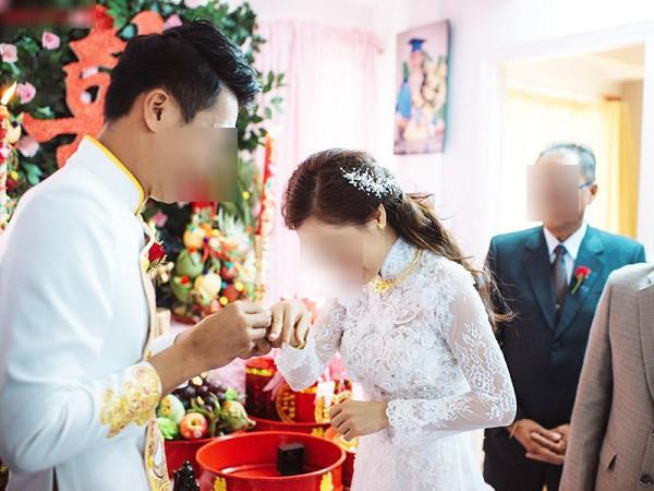 3 ngày trước hôn lễ, chồng sắp cưới nói một câu khiến cô gái hoang mang muốn trả lại toàn bộ sính lễ - Ảnh 1.