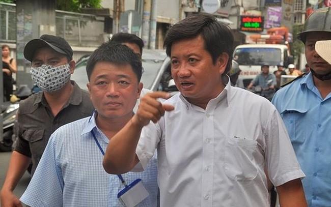 Ông Đoàn Ngọc Hải chính thức được từ chức Phó Tổng Giám đốc Tổng Công ty Xây dựng Sài Gòn - Ảnh 1.