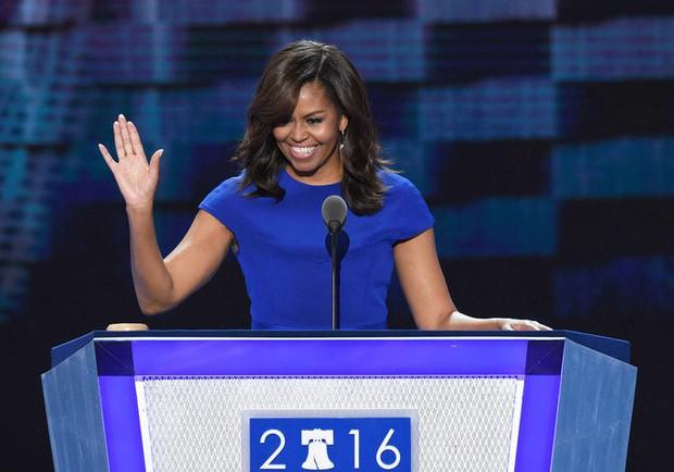 """Từng bị lôi ra làm trò cười và tổn thương sâu sắc, nhưng tôi hiểu giá trị của mình"""" - bí quyết để thành công và hạnh phúc do phu nhân cựu tổng thống Obama chia sẻ - Ảnh 1."""