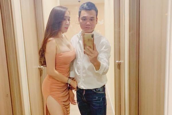 Nhan sắc vợ hot girl đình đám của các sao Việt - Ảnh 5.