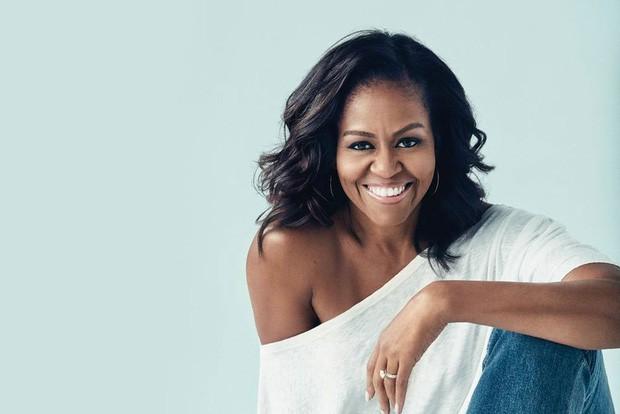 """Từng bị lôi ra làm trò cười và tổn thương sâu sắc, nhưng tôi hiểu giá trị của mình"""" - bí quyết để thành công và hạnh phúc do phu nhân cựu tổng thống Obama chia sẻ - Ảnh 5."""