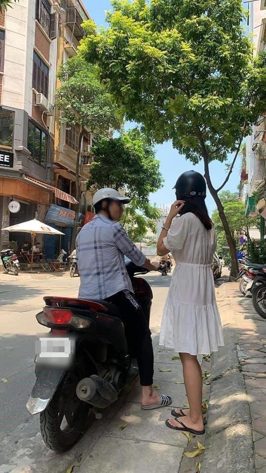 VZN News: Chạy xe dưới trời nắng cả tiếng mà bạn gái không chọn được món ăn, chàng trai hỏi câu chốt rồi bỏ đi - Ảnh 1.