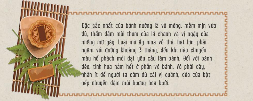Nghệ nhân Ánh Tuyết: Bánh Trung Thu hơn hẳn Trung Quốc, Thái Lan, chỉ có điều người Việt khiêm tốn quá - Ảnh 5.