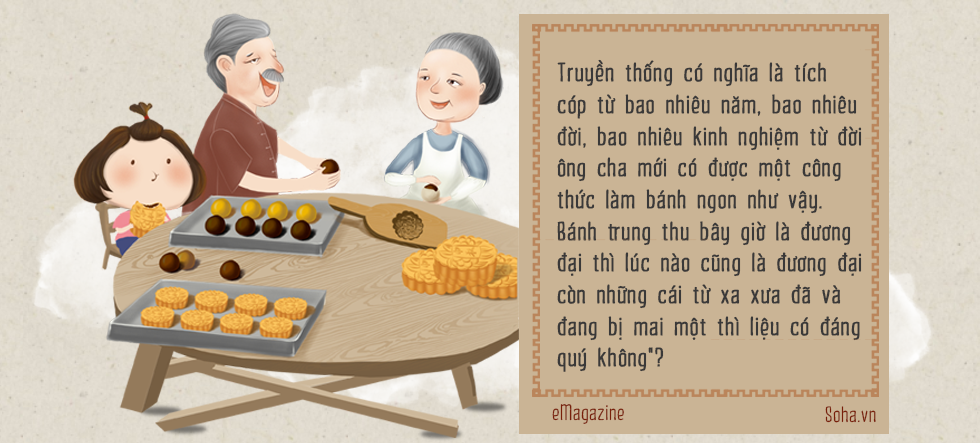 Nghệ nhân Ánh Tuyết: Bánh Trung Thu hơn hẳn Trung Quốc, Thái Lan, chỉ có điều người Việt khiêm tốn quá - Ảnh 6.