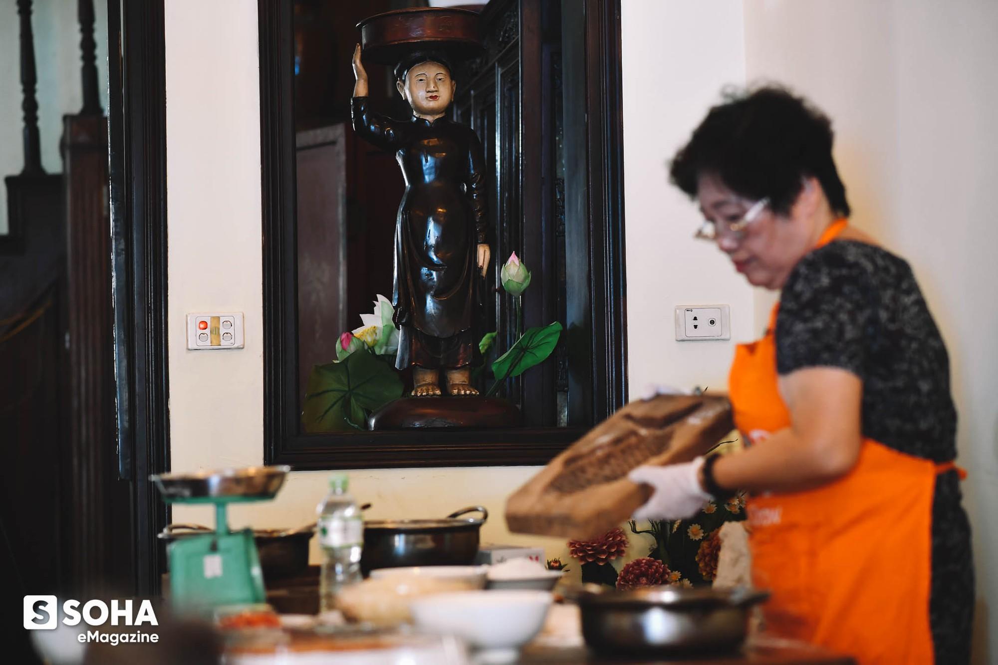 Nghệ nhân Ánh Tuyết: Bánh Trung Thu hơn hẳn Trung Quốc, Thái Lan, chỉ có điều người Việt khiêm tốn quá - Ảnh 15.
