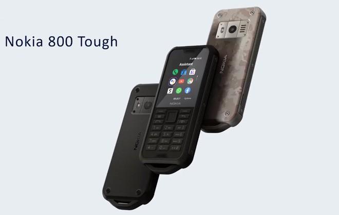 VZN News: Nokia ra mắt cục gạch siêu bền, chống nước, pin 43 ngày, giá 2.8 triệu đồng - Ảnh 1.