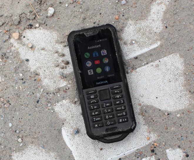 Nokia ra mắt cục gạch siêu bền, chống nước, pin 43 ngày, giá 2.8 triệu đồng - Ảnh 2.