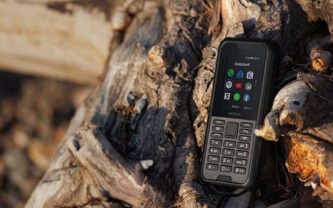 VZN News: Nokia ra mắt cục gạch siêu bền, chống nước, pin 43 ngày, giá 2.8 triệu đồng - Ảnh 4.