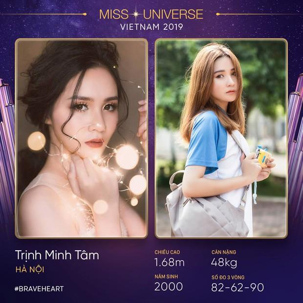 Nữ sinh 2000 trường Bách khoa gây bão tại Hoa hậu Hoàn vũ Việt Nam 2019 tuy nhiên lại tiết lộ một điều đầy tiếc nuối - Ảnh 1.