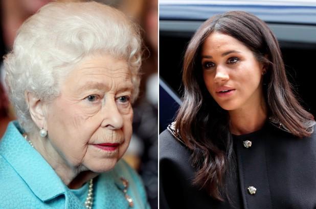 Meghan Markle gây sốc khi hắt hủi Nữ hoàng Anh, tiếp tục tỏ thái độ chảnh chọe, kiêu ngạo khi từ chối lời mời của người đứng đầu hoàng gia - Ảnh 1.